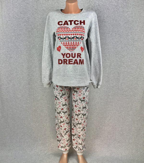 Пижама теплая Dream